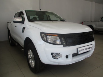Ford Commercial Ranger 3.2 TDCI DOUBLE CAB XLT 6MT 4X2##