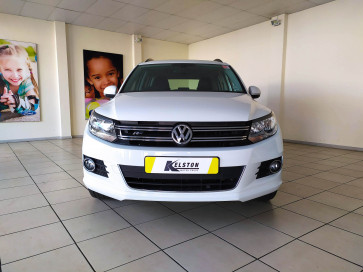 Volkswagen Tiguan GP 1.4 TSi BlueMotion Trend & Fun