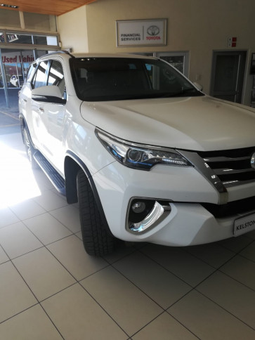 Toyota Fortuner 2.8 GD-6