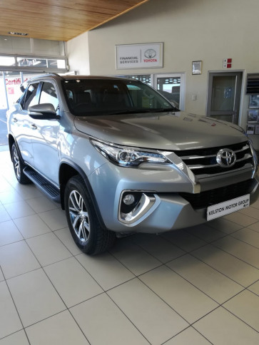 Toyota Fortuner 2.8 GD-6 A/T 4x2