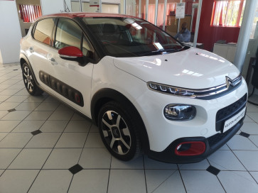 Citroen C3 PURETECH 81kw SHINE 6AT