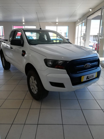 Ford Commercial 2.2TDCi XL 4X4