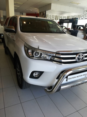 Toyota Hilux 2.8 GD6 RB Raider A/T
