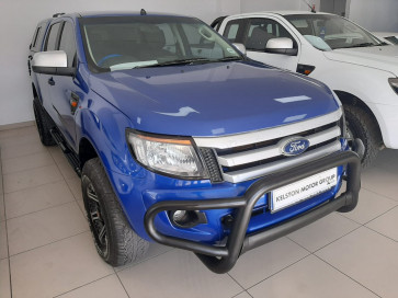 Ford Ranger 2.2 TDCi Double Cab XLS 6MT 4x4