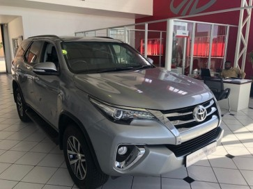 Toyota Fortuner 2.8 GD-6 A/T