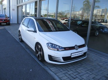Volkswagen Golf 7 2.0 TSI GTI Performance Pack 169kW 6-speed DSG