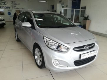 Hyundai Accent Hatch 1.6 Fluid Manual with Infotainment