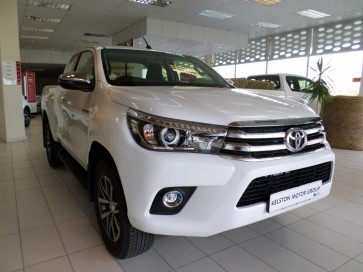 Toyota Hilux XC 2.8 GD6 4X4 Raider AT