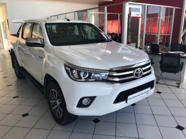 Toyota Hilux DC 2.8 GD6 4X4 Raider AT