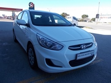 Hyundai Accent 1.6 Motion Manual