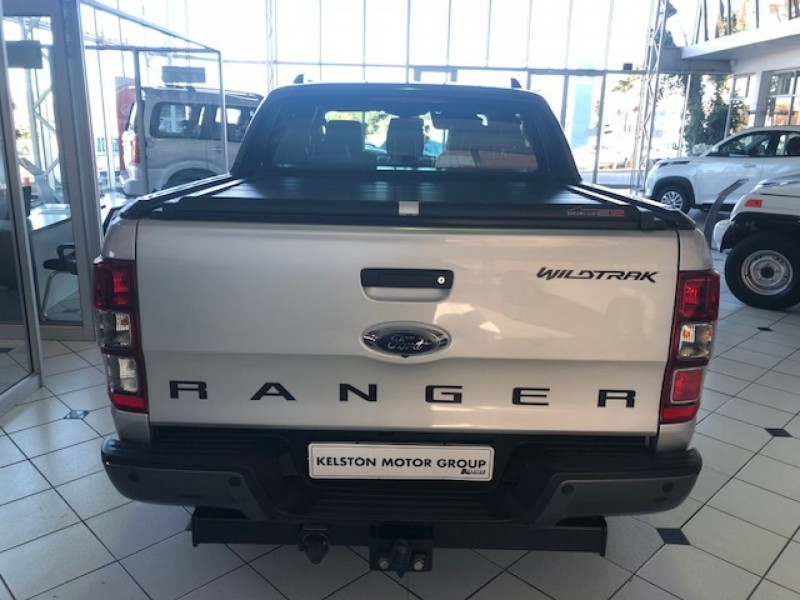 Ford Commercial Ranger 3.2 tdci Wildtrack 4x4 A/t p
