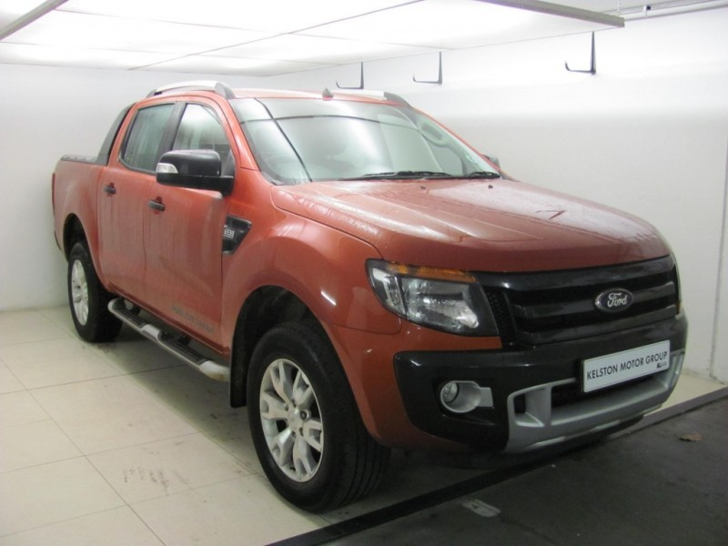 Ford Commercial  Ranger 3.2tdci Wildtrack A/T  P/U