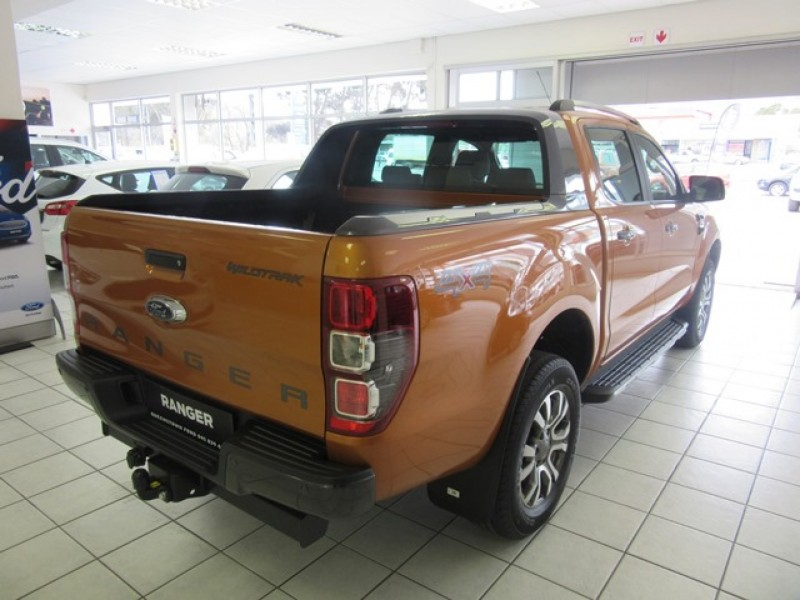 Ford Commercial Ranger 3.2 TDCi Double Cab 3.2 Wildtrack 6AT 4x4(Includes SYNC3&Navigation)