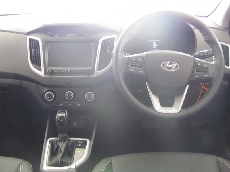 2019 Fiery Red Hyundai Creta 16 Executive Diesel Auto R 420 900