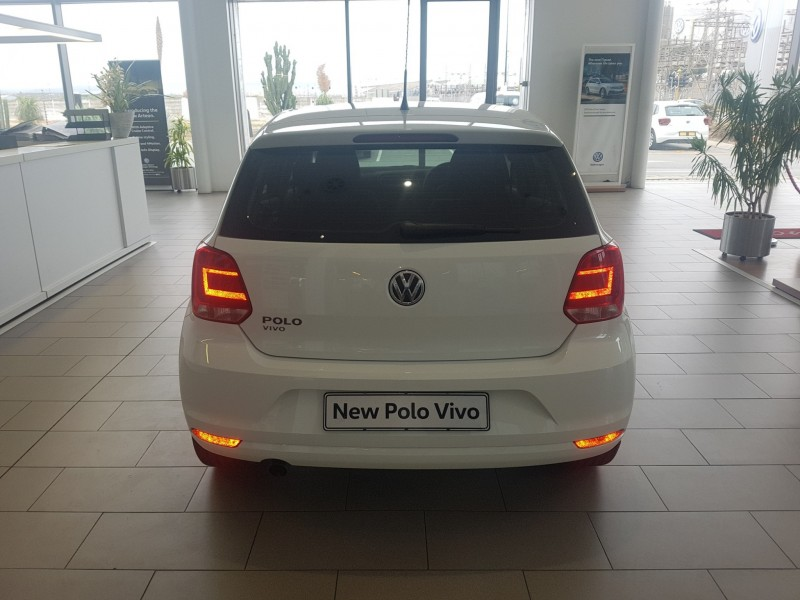 Volkswagen Polo Vivo 77kW Highline