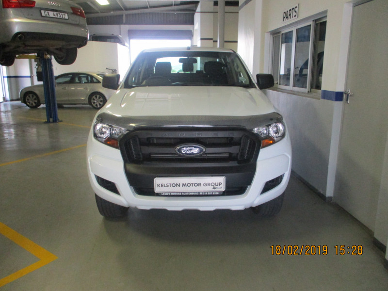 Ford Commercial Ranger 2.2 TDCI XL AT PU DC