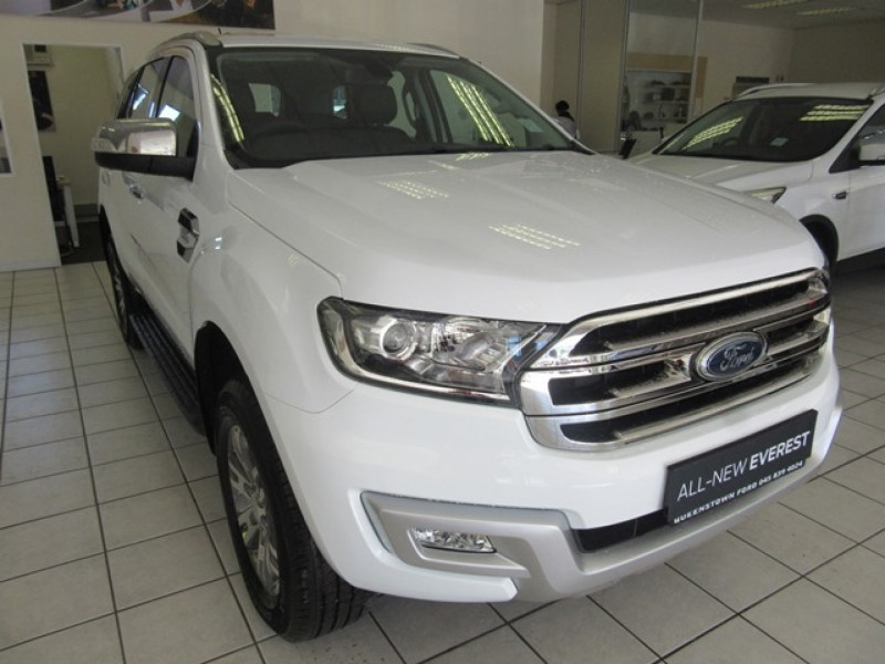 Ford Everest 2.2 TDCi XLT 6AT 4x2 (includes SUNC3&Navigation)