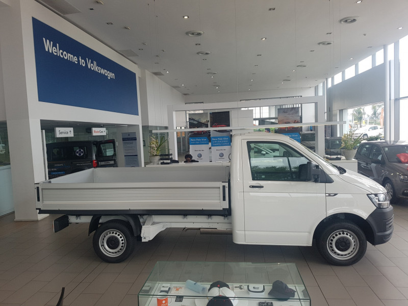 Volkswagen T6 Pickup Single Cab 2.0 TDi 75KW LWB