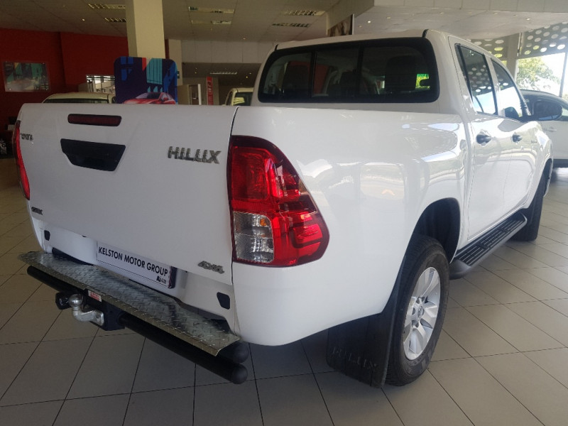 Toyota Hilux DC 2.4 GD6 4X4 SRX AT