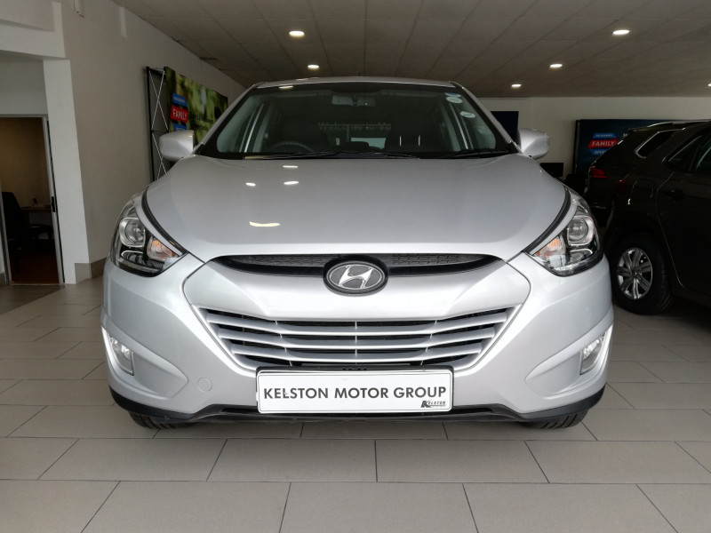 Hyundai IX 35 2.0 Premium AT