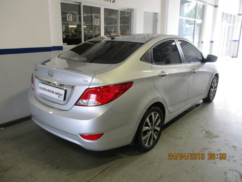 Hyundai Accent 1.6 FLuid