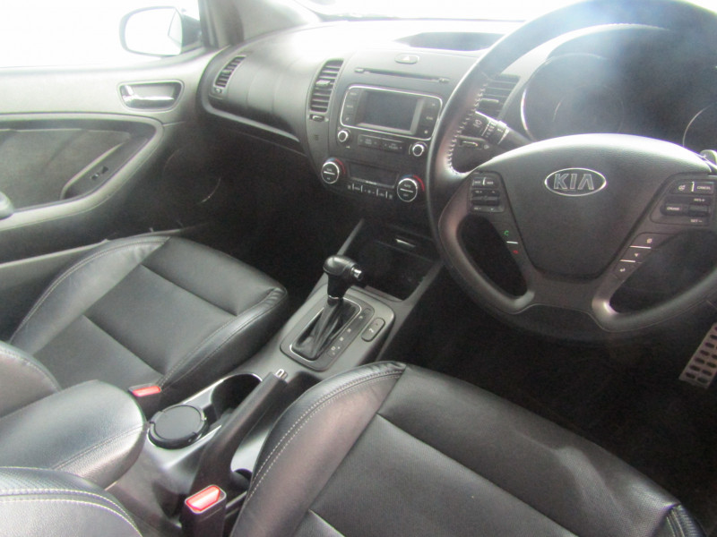 Kia Cerato Koup 1.6 T GDI AT