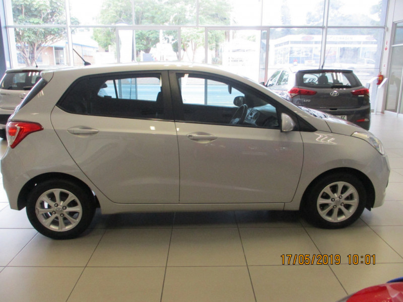 Hyundai Grand i10 1.25 Fluid A/T