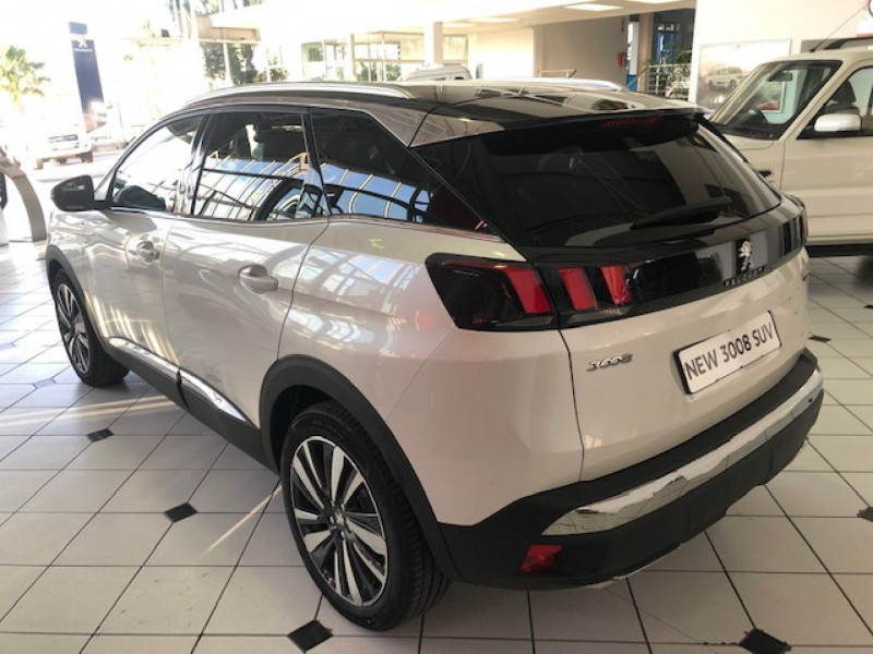 Peugeot 3008 SUV GT-Line 1.6 THP EAT6