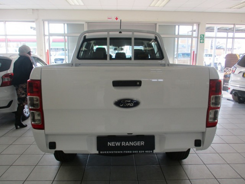 Ford Commercial Ranger 2.2TDCi Double Cab Base 5MT 4x2