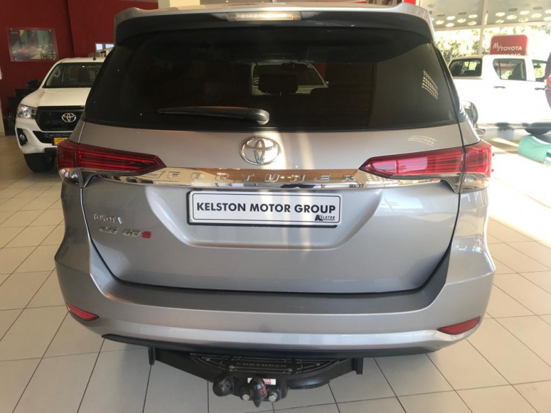Toyota Toyota Fortuner 2.8 GD-6 RB