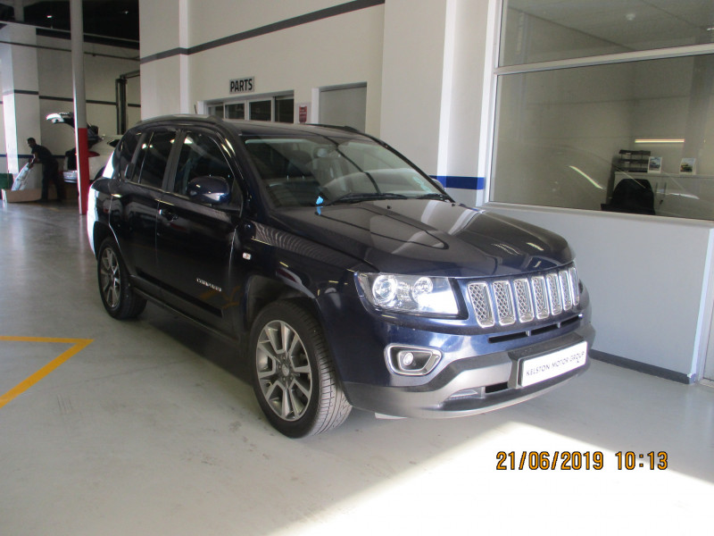 Jeep Jeep Compass 2.0 Ltd A/T