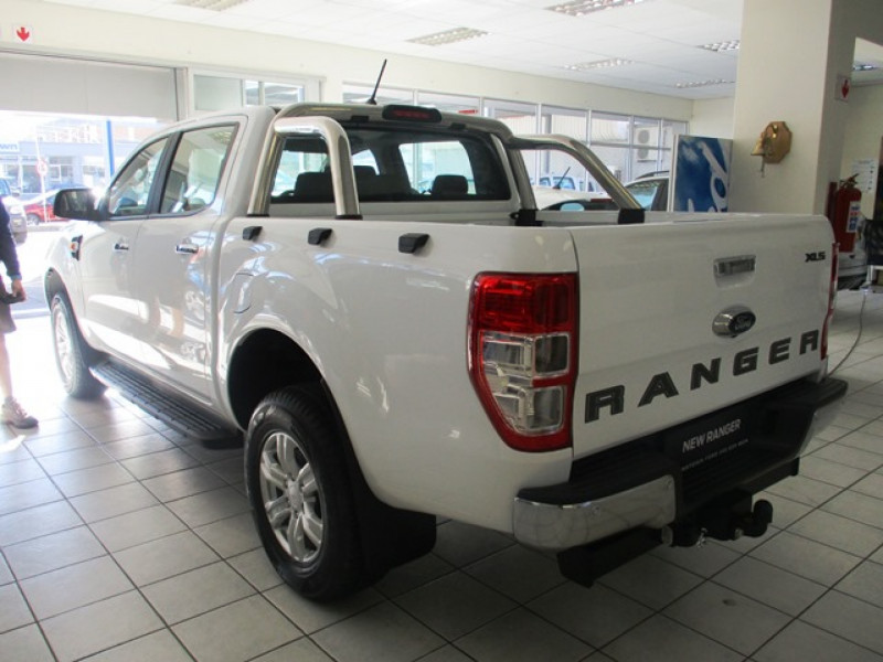 Ford Commercial Ranger 2.2TDCi Double Cab XLS 6MT 4x2