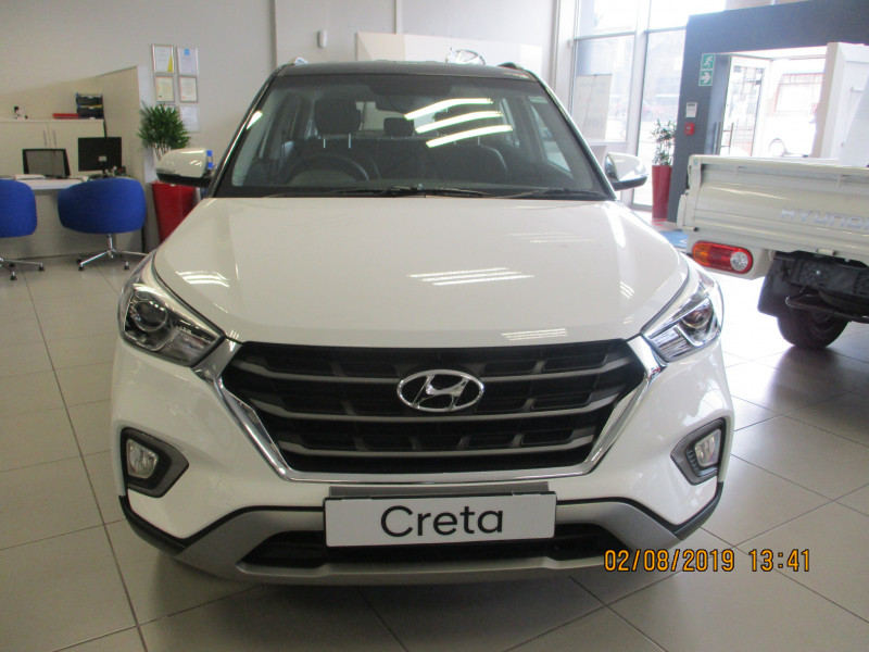 Hyundai Creta 1.6 Limited Edition Manual