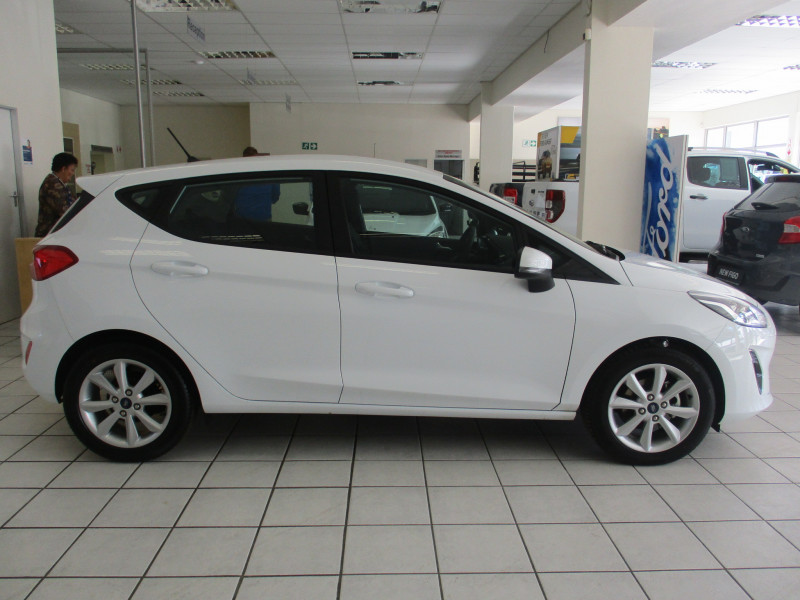 Ford Fiesta 1.0 EcoBoost Trend 6AT