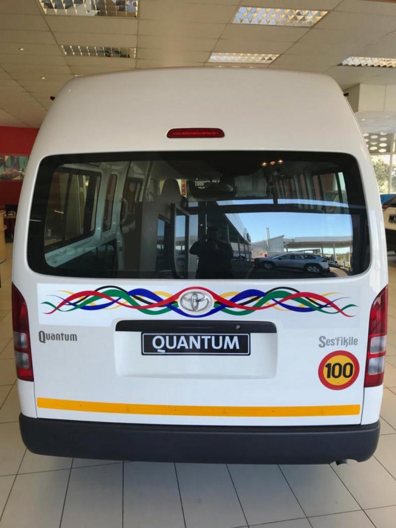 Toyota Quantum Taxi 2 7 Ses Fikile 16s