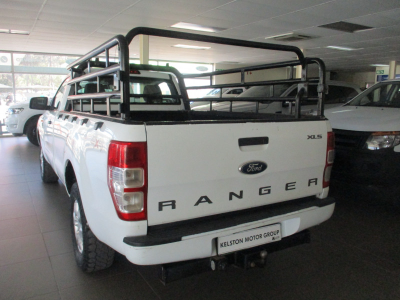 Ford Commercial 2.2 TDCi XLS 4X4