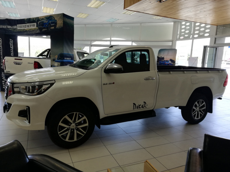 Toyota S/Cab 2.8 GD6 RB Raider AT 4x2