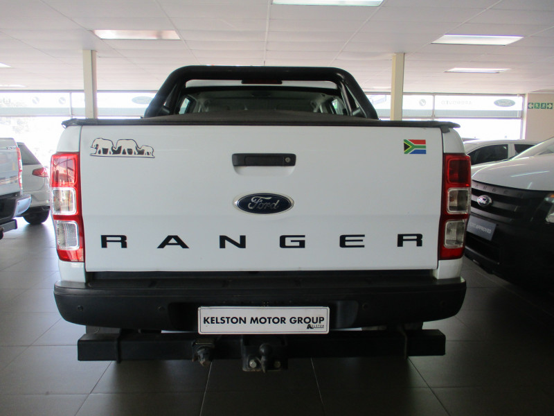 Ford Commercial 2.2TDCi XL Plus 4X4