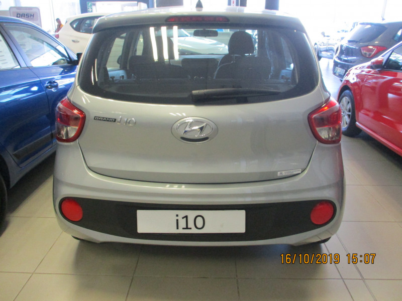 Hyundai Grand I10 1.0 Motion Manual
