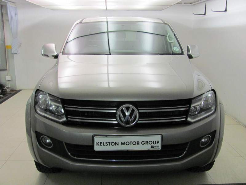 VW Commercial Volkswagen 2.0 BiTDI Ultimate 4Motion Automatic 132kW