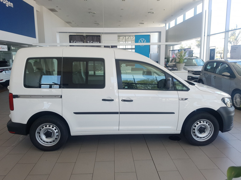 Volkswagen Caddy Crew Bus 1.6i