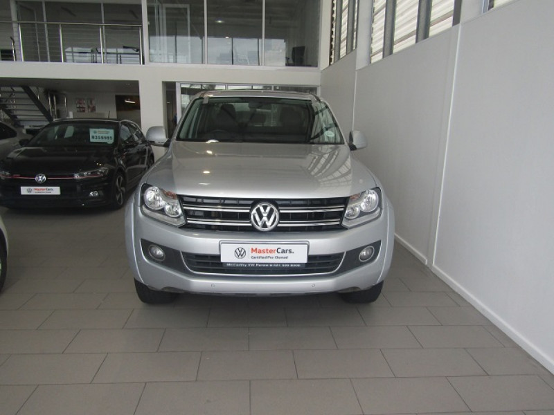 VW Commercial Volkswagen Amarok Double Cab 2.0 BiTDI Highline 4Motion Auto