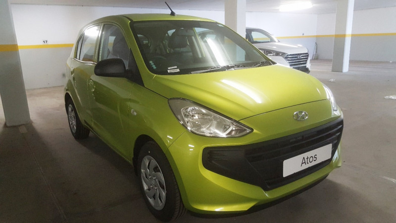 2020 Acid Yellow Hyundai Atos 1 1 Motion Mt R 159 900 Hyundai