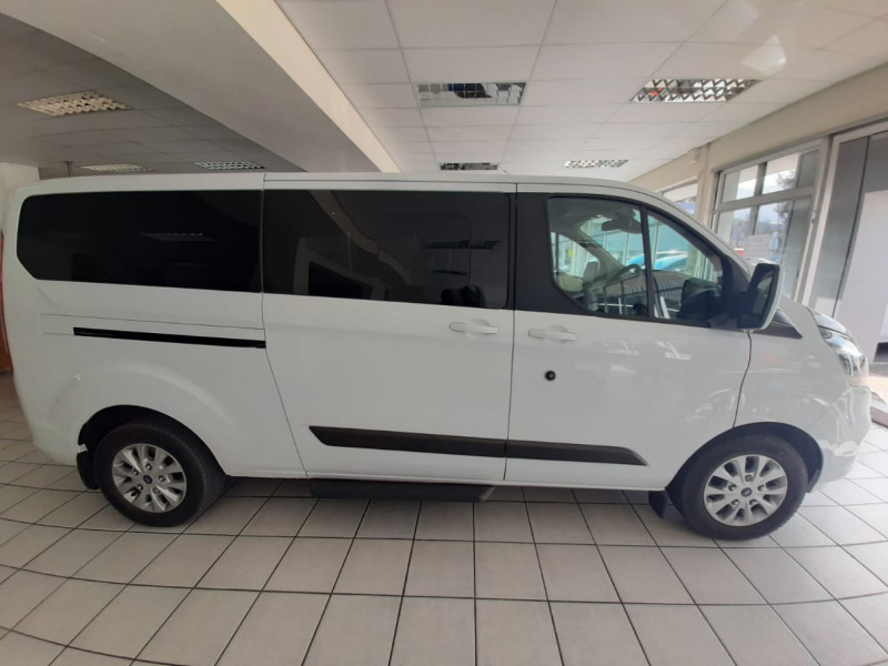 Ford Commercial Tourneo Custom 2.2 TDci LWB BUS Trend 6MT
