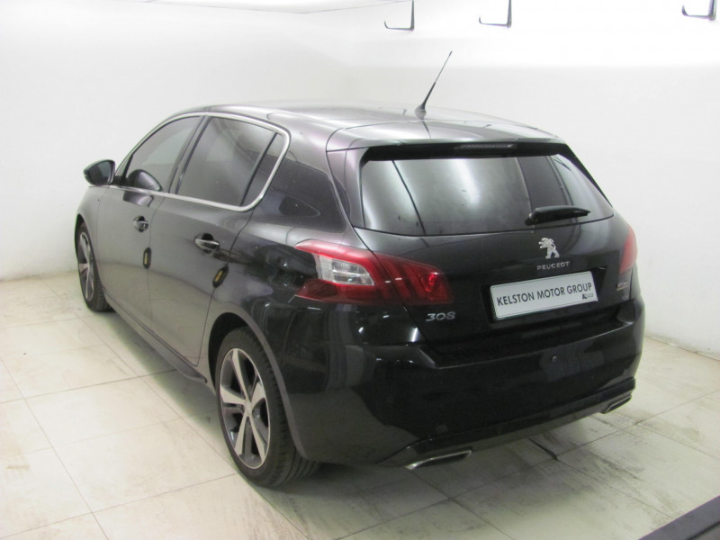 Peugeot 308 GT Line 1.2 e-THP PureTech Turbo Manual with Navigation