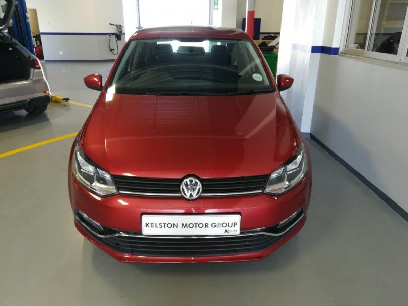 Volkswagen Polo GP 1.2 TSI 81kW Highline DSG