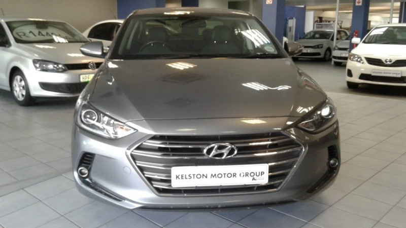 Hyundai Elantra 1.6 Executive A/T