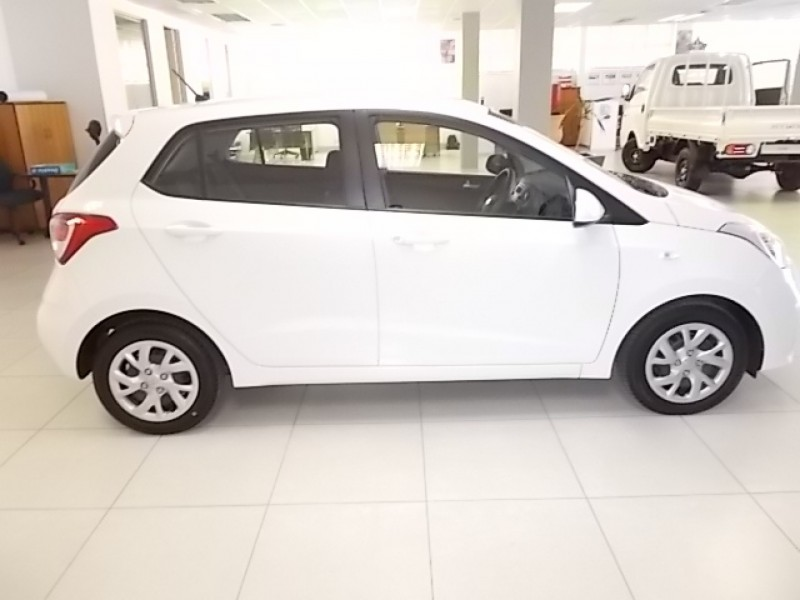 Hyundai Grand i10 1.25 Fluid MT MY 18